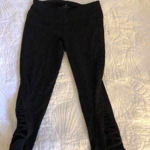 Black Athleta Leggings